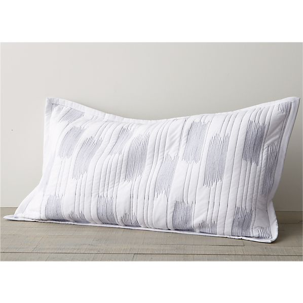 Stitch King Pillow Sham