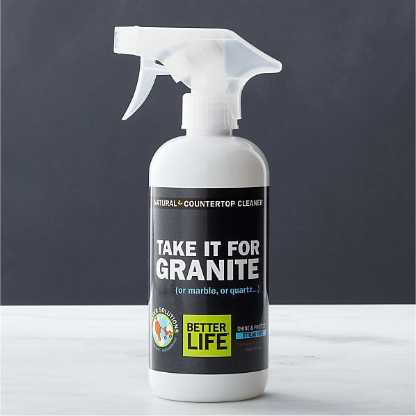 Better Life ™ Take It for Granite ™ Natural Stone Countertop Cleaner