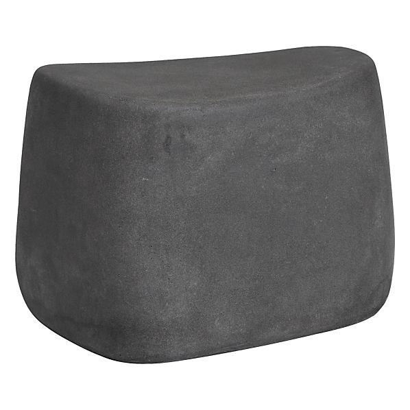 Large Stone Stool