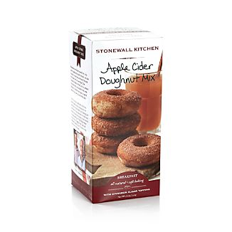 Stonewall Kitchen ® Apple Cider Doughnut Mix