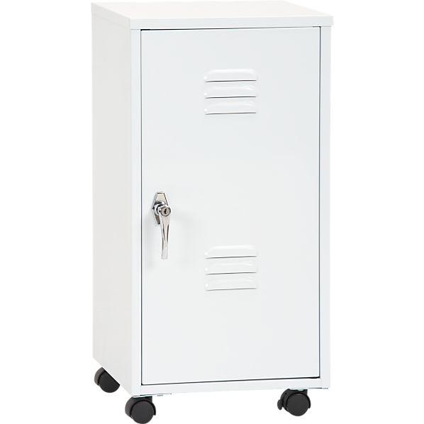 Storage Locker with Casters