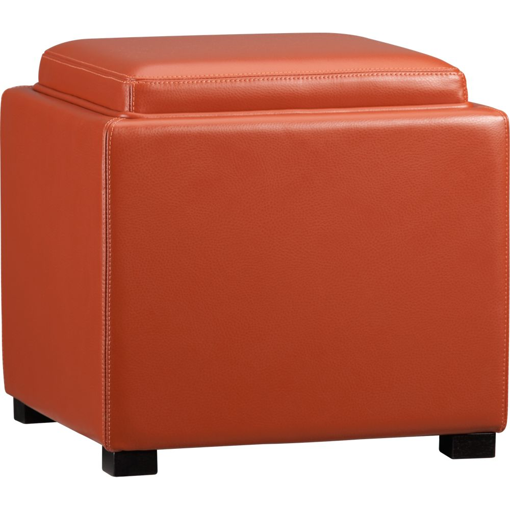 Furniture Living Room Furniture Ottoman Crate And