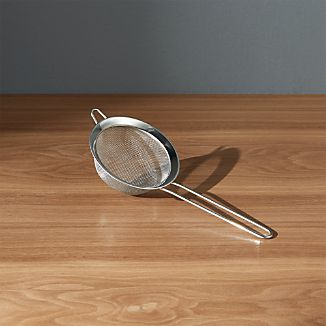 "4"" Stainless Steel Strainer"
