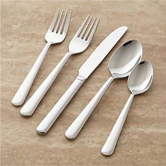 Strand 5-Piece Flatware Place Setting