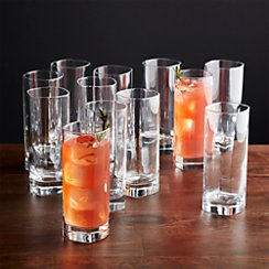 Set of 12 Strauss Cooler Glasses