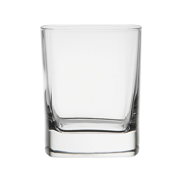 Strauss Double Old-Fashioned Glass