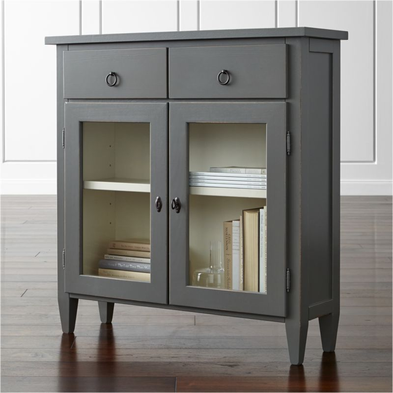 Stretto varentone entryway cabinet crate and barrel Entryway storage cabinet