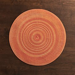 Stria Coral Placemat