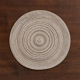 Stria Neutral Placemat