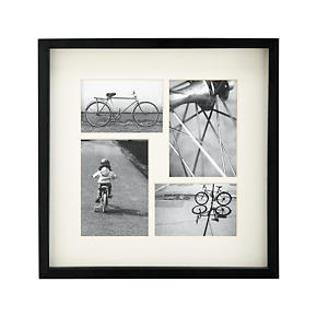 Structure Four-Photo 4x6/5x7 Wall Frame...