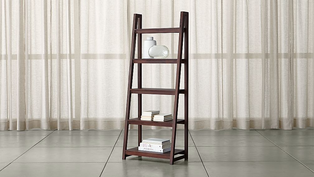 Strut Sheesham Bookcase
