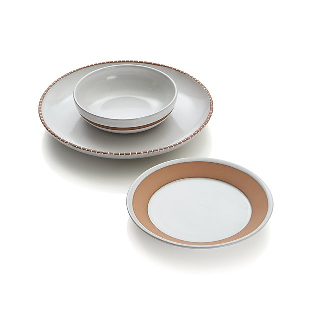 Studio Light Clay Dinnerware