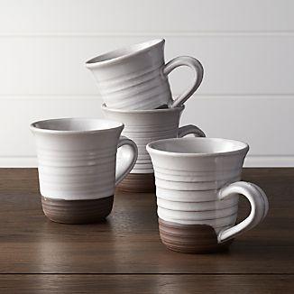 Set of 4 Studio Large Mugs