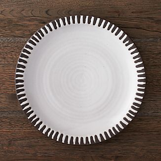 Studio Dark Clay Platter