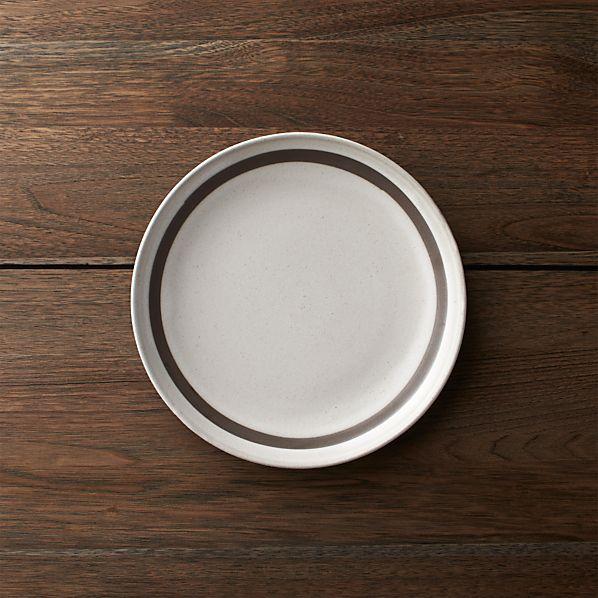 Studio Dark Clay Salad Plate