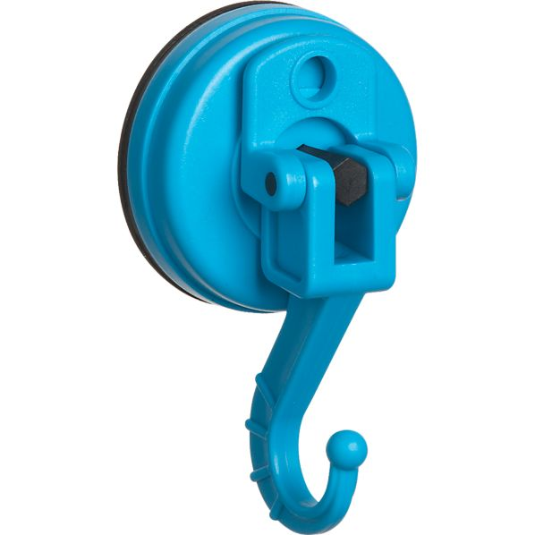 Blue Suction Hook