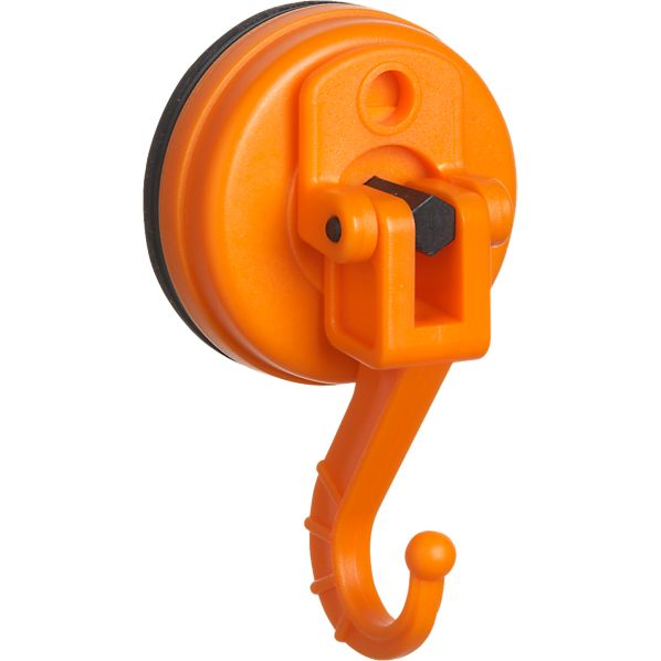 Orange Suction Hook