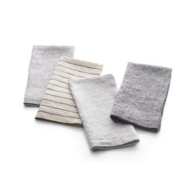 Set of 4 Suits Napkins