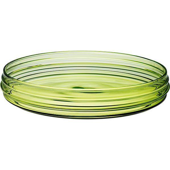 Marimekko Sukat Makkaralla Green Platter