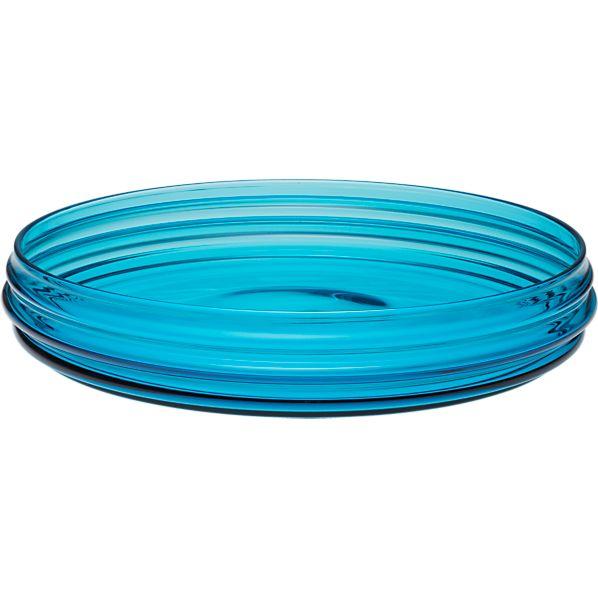 Marimekko Sukat Makkaralla Turquoise Platter