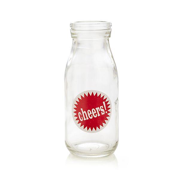 Summer Drink Bottle Glass