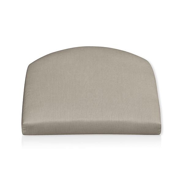 Summerlin Sunbrella ® Stone Arm Chair Cushion