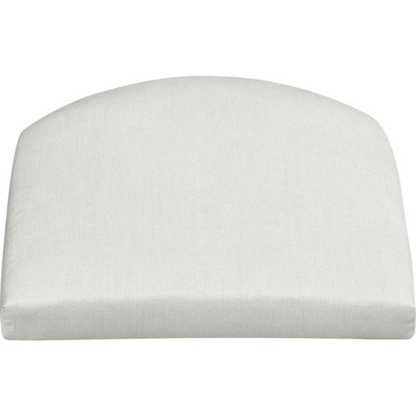 Summerlin Sunbrella ® White Sand Arm Chair Cushion