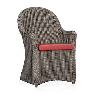Summerlin Dining Chair with Sunbrella ® Cushion