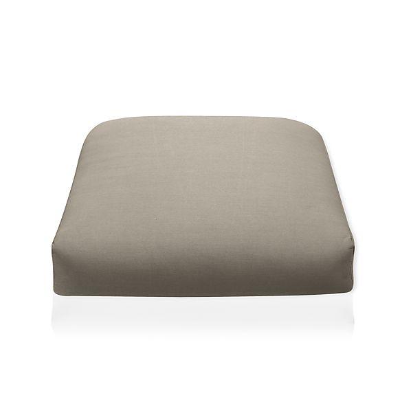 Summerlin Sunbrella ® Stone Lounge Chair Cushion