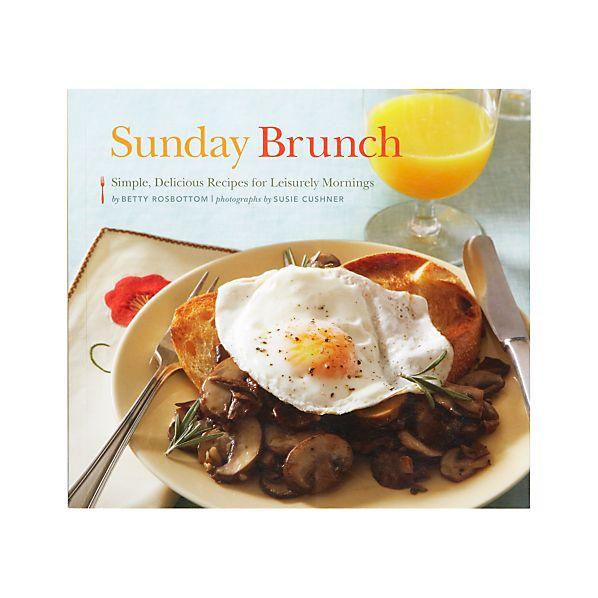 Sunday Brunch Cookbook