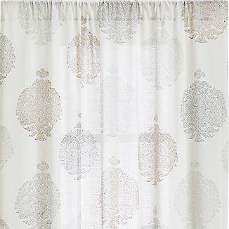 """Sunita 48""""x108"""" Curtain Panel"""