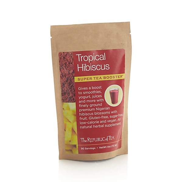 Super Tea Booster ® Tropical Hibiscus