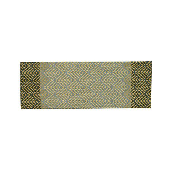 Sutton Wool 2.5'x7' Rug Runner