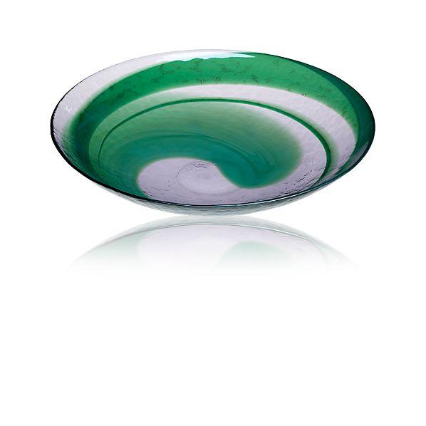 Swirl Centerpiece Bowl