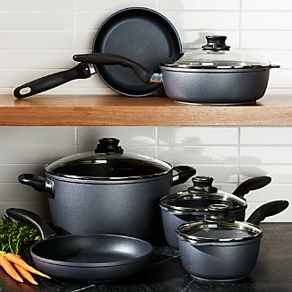 Swiss Diamond 10-Piece Cookware Set