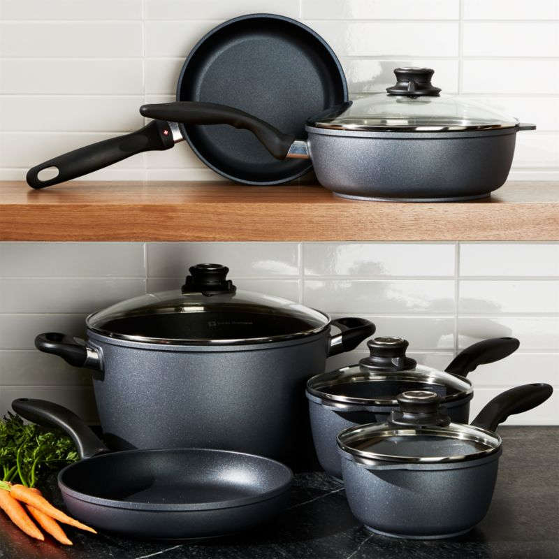 Swiss Diamond ® 10-Piece Cookware Set