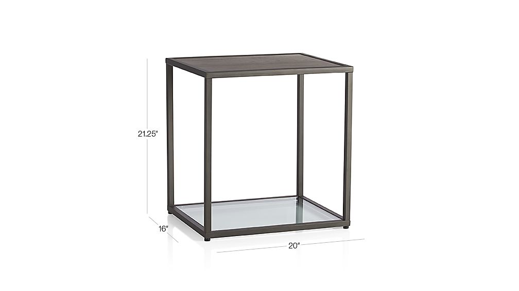 Switch Side Table Crate And Barrel