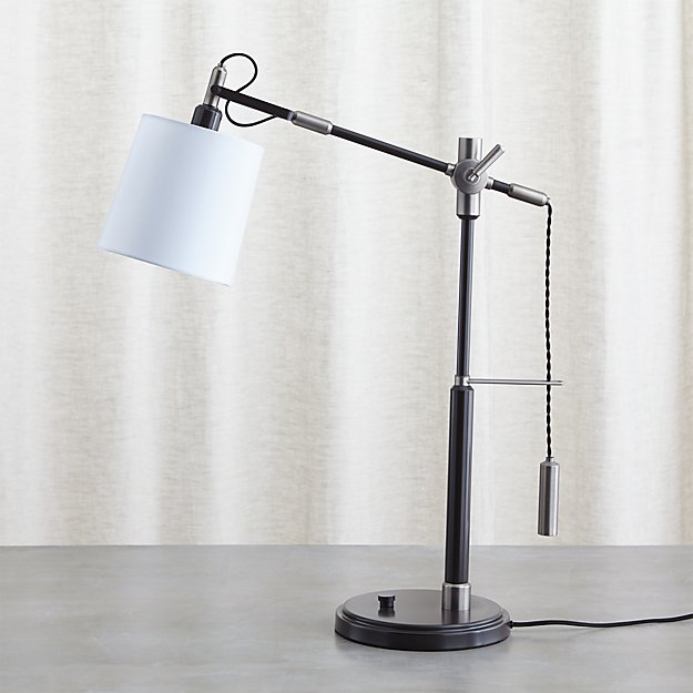 Sylvester Adjustable Table Lamp
