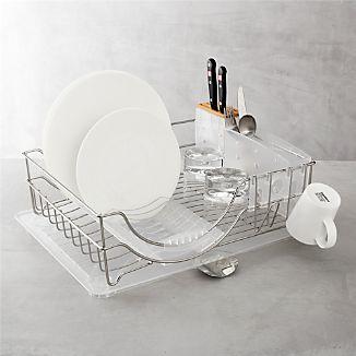 simplehuman ® Dish Rack System