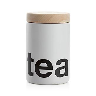 Loft Tea Canister