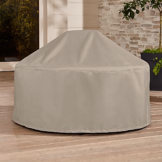 Outdoor Round Dining/Conversation Table Cover
