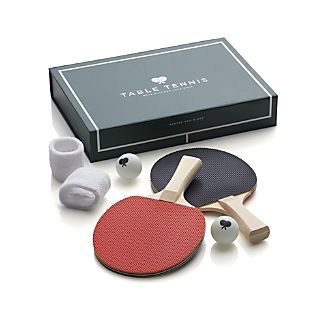 Table Tennis Game Set