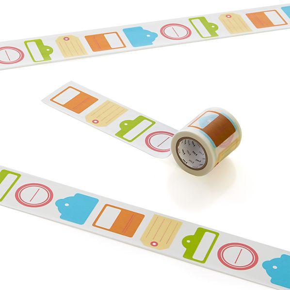 Tag Tape