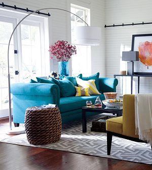 Klyne 2-Piece Sectional (Left Arm Chaise, Right Arm Apartment Sofa)