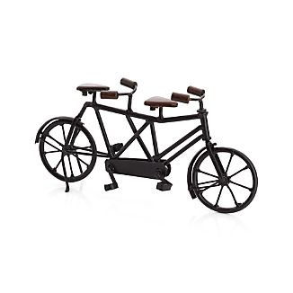 Miniature Tandem Bicycle