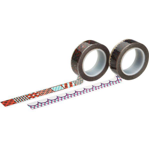 Set of 2 Border Tapes