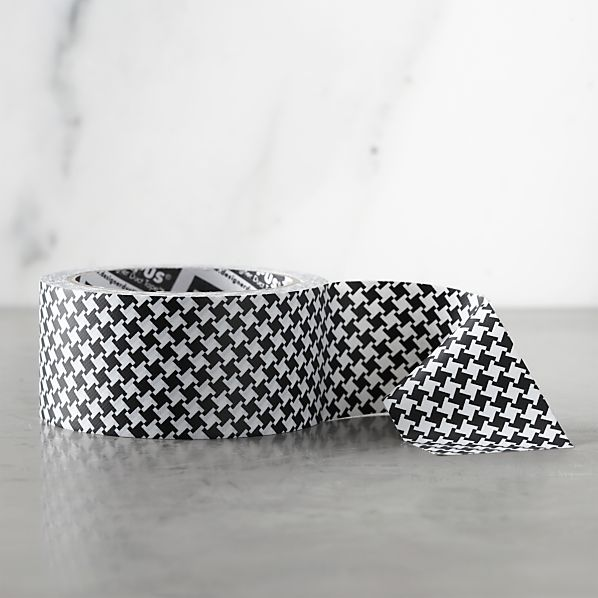 Houndstooth Duct Tape
