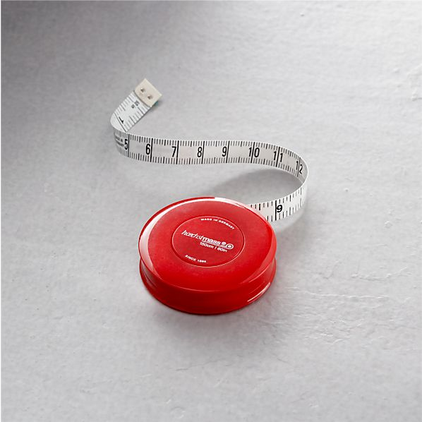 Red 5' Tape Measure