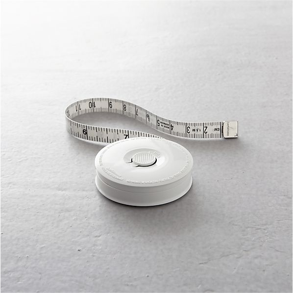 White 5' Tape Measure