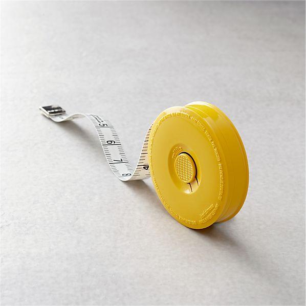 Yellow 5' Tape Measure